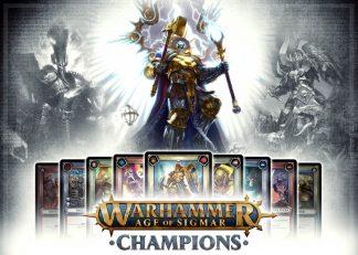 Warhammer Champions: Age of Sigmar TCG